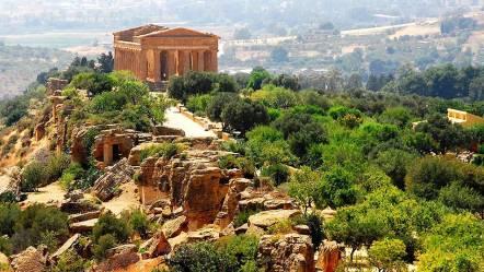 agrigento valle dei templi Tour Operator Sicilia